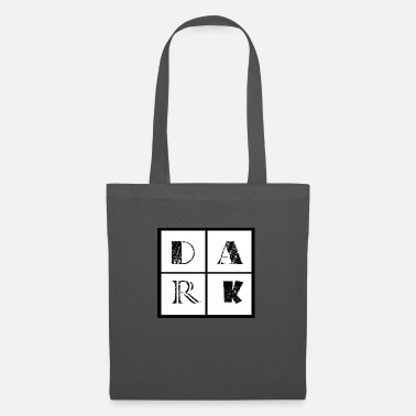 Dark DARK - a dark design - Tote Bag