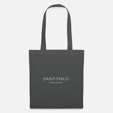 Channel Saint-Malo, Brittany, Breizh, France - Tote Bag