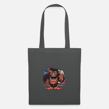 Obama BigFoot - Borsa di stoffa