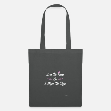 Together Wedding bachelorette party marriage love gift - Tote Bag