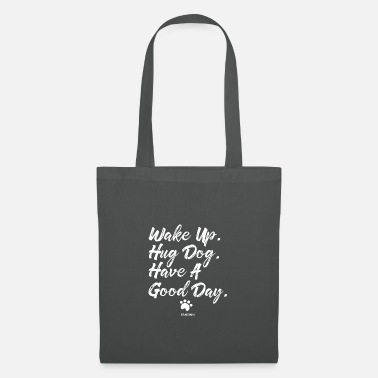 Bulldog Dog Animal Bone Cupf Gassi Animal Love Gift - Tote Bag