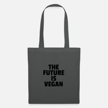 Vegan THE FUTURE IS VEGAN - Stoffbeutel