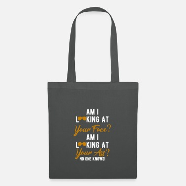Monocle Funny glasses - Tote Bag