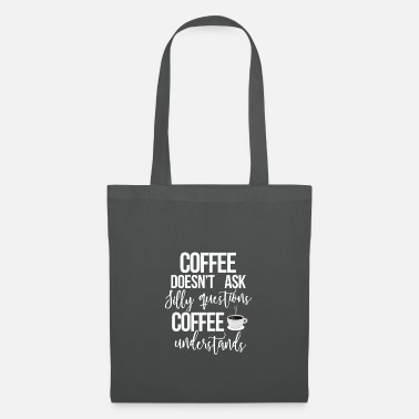 Jesus Freak Coffee cappuccino caffeine cafe latte macchiato - Tote Bag