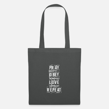 Prayer prayer - Tote Bag