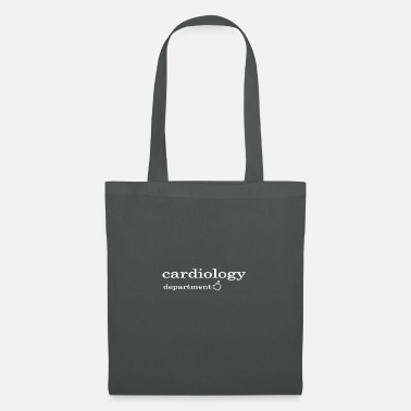 Cardiology department in the hospital - Tote Bag