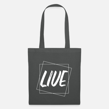 Lives live - Tote Bag