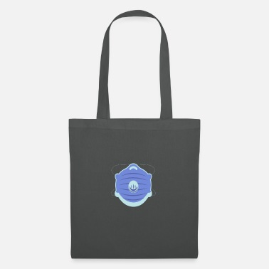 Mouth and face protection - Tote Bag