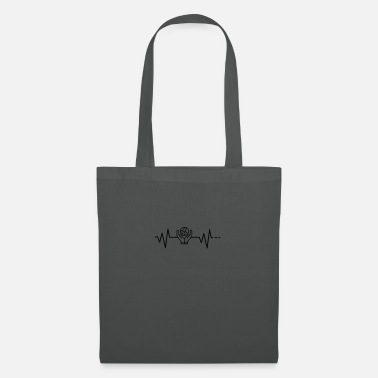 Sustainable Heartbeat - Environment Sustainable Bio Eco Climate Nature - Tote Bag