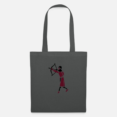 Eventing Archer Medieval Icon patjila design - Tote Bag