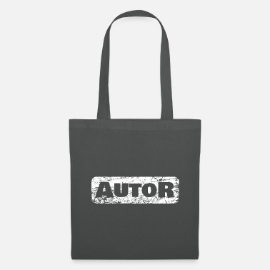 Author author - Tote Bag