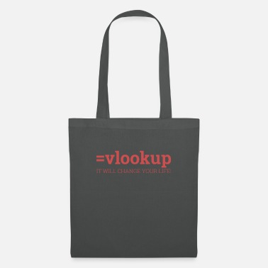 Science = vlookup | Admin, computer, IT - Tote Bag