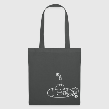 U-Boot - Uboot - Submarine - Tote Bag
