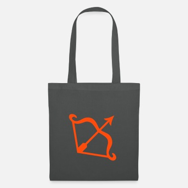 bow and arrow - Tote Bag