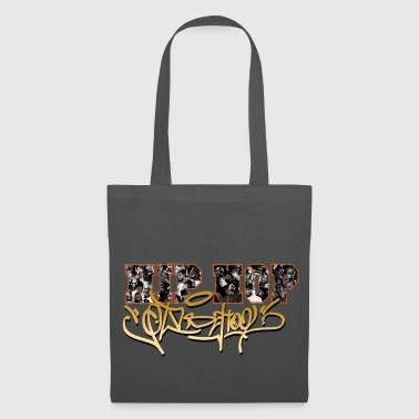 Old School Hip Hop Old School Hip Hop - Tote Bag