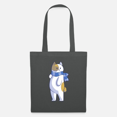 Stand Standing Cat - Tote Bag