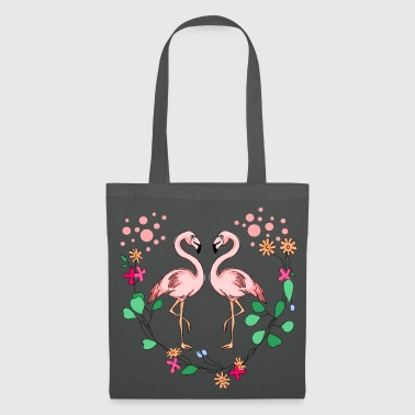Flamingos - Tote Bag