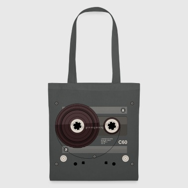 Tape parts: C60 - Tote Bag