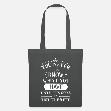 Vulgar Loo Bad Toilet Vulgar Joke World Gift - Tote Bag