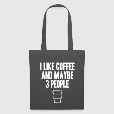 Fatigue espresso - Tote Bag