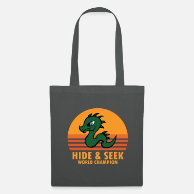 Loch Ness Monster Loch Ness Nessie Monster Snake Gift - Tote Bag