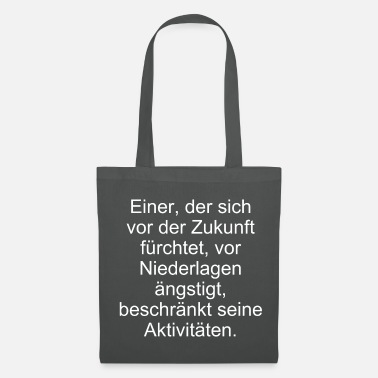 Futur citation - Tote Bag
