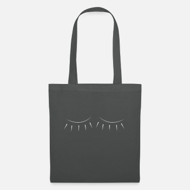 Eyelashes eyelashes - Tote Bag