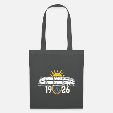 Paolo Rising sun on San Paolo Stadium - white version - Tote Bag