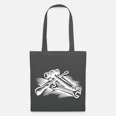 Outil outil - Tote Bag