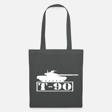 World Of Tanks Russia T-90 tank main battle tank Russian - Tote Bag