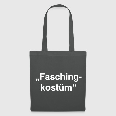 Costume « Costumée » - Tote Bag