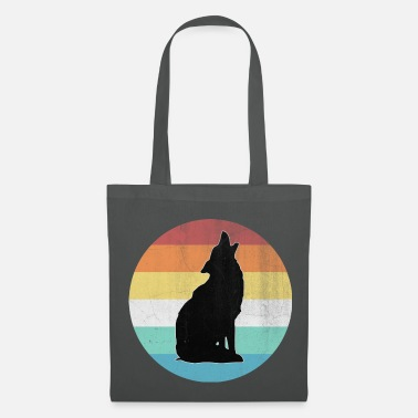 Wolfpack loup - Tote Bag