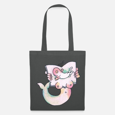 Starbucks Fishporn - Tote Bag