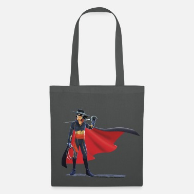 Zorro The Chronicles With Sword And Whip - Tote Bag