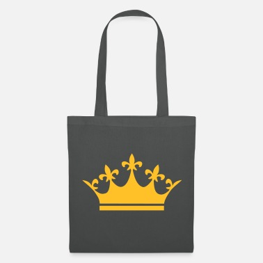 Crown Winner King Queen Princess - Borsa di stoffa