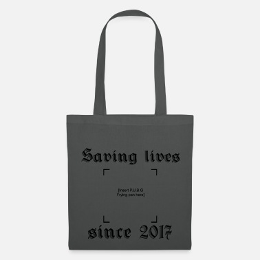 Since Saving lives since 2017 - Tygväska