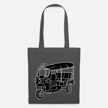 Tuk Tuk Tuk-tuk or autorickshaw 2 - Tote Bag