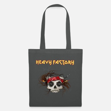 Heavy Heavy factory - Tote Bag