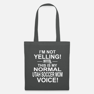 Yell Not yelling - Tote Bag