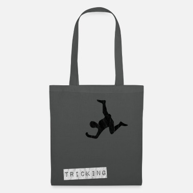 Salto Tricking Parcours Salto and Flikflak Tricks - Tote Bag