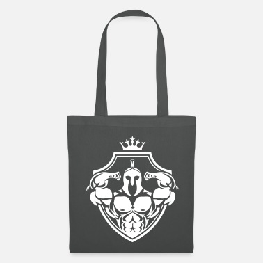 Mythologie couronne spartiate - Tote Bag