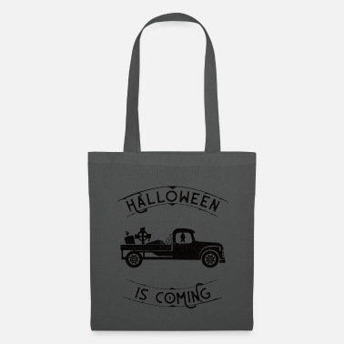 Halloween Camionnette halloween - Tote Bag