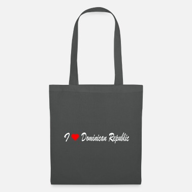 République Dominicaine République dominicaine - Tote Bag