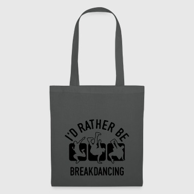 Breakdancer breakdances breakdance chemise cool - Tote Bag