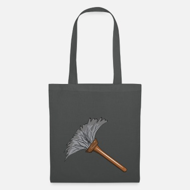 Clean What It Is cleaning cleaning cleaning woman broom wischmop43 - Tote Bag