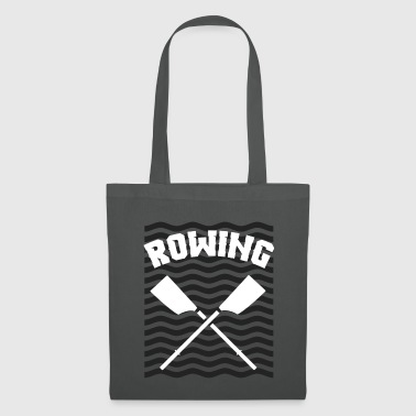 Rowing Rowing oarsman rowing rowing - Tote Bag