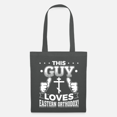 Orthodoxe Ce gars orthodoxe - Tote Bag