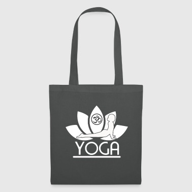 Yoga Lotus - Tote Bag