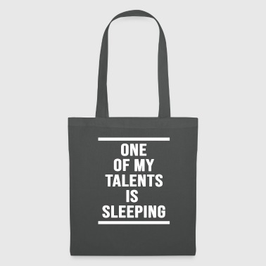 one of my talents - Tote Bag