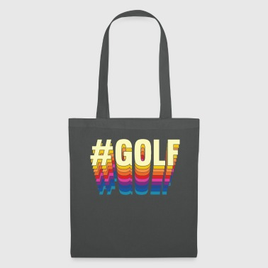 Happy Birthday golf - Tote Bag